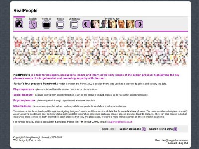 Loughborough University-Real People Online-1