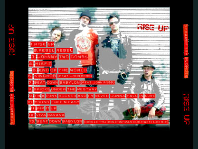 Strawberry Blondes-Rise Up-6